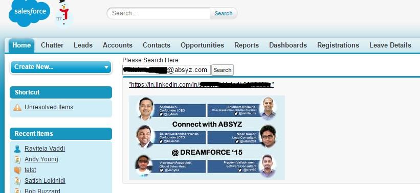 search-screen