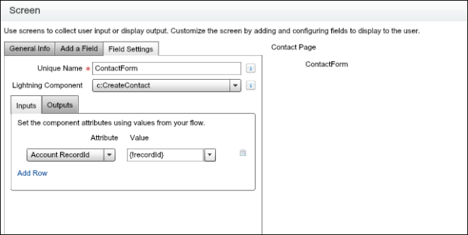 Lightning Components As Flow Screens – ABSYZ