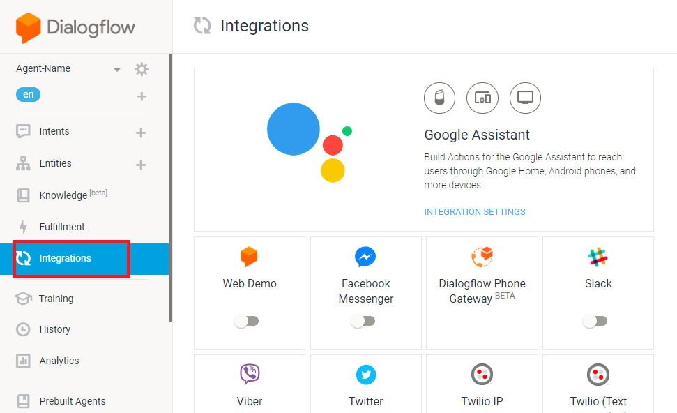 Google Assistant Integration with Salesforce – Part 1 – ABSYZ